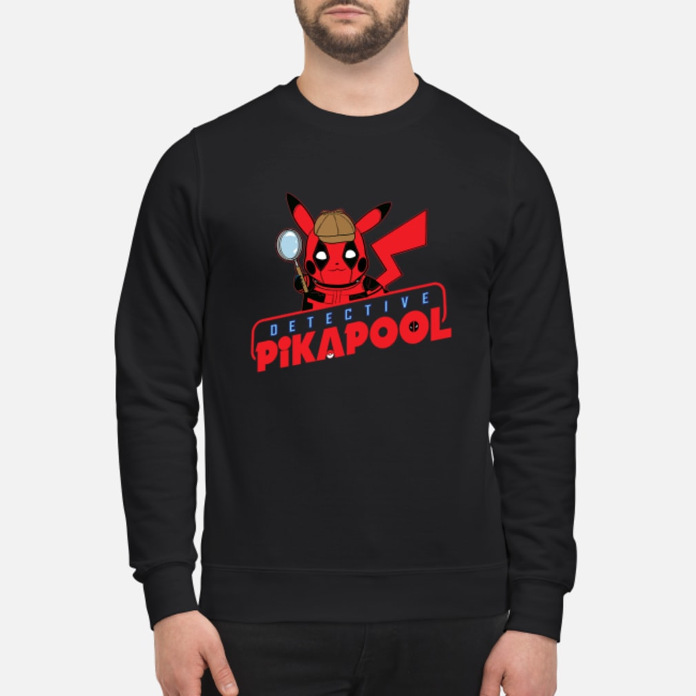 Detective Pikapool Shirt sweater