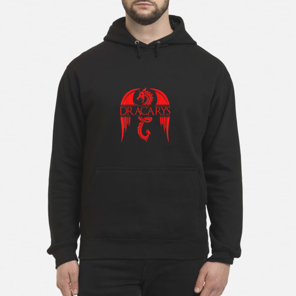 Dragon dracarys game of thrones shirt hoodie