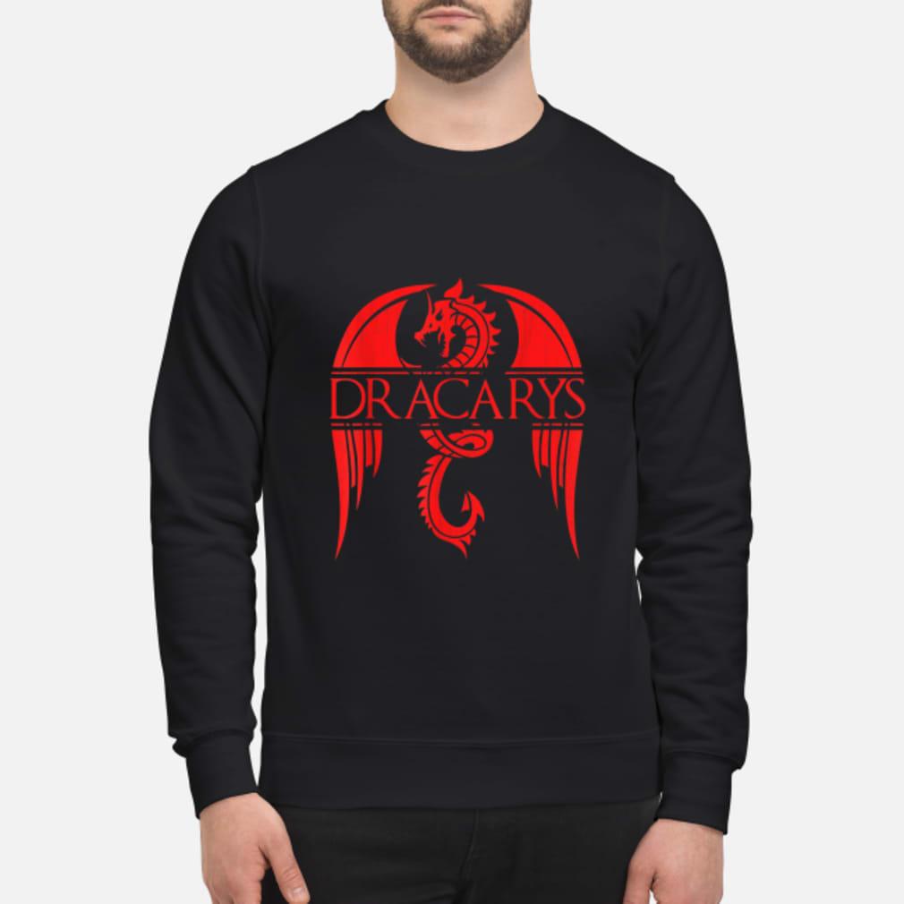 Dragon dracarys game of thrones shirt sweater
