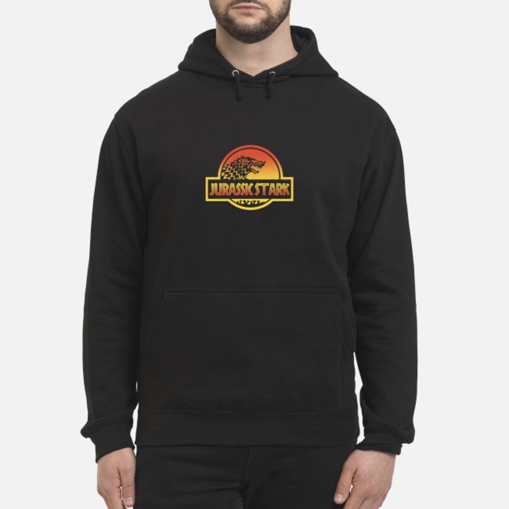 Game of Thrones Stark shirt hoodie