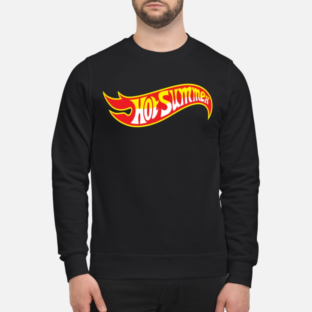 Hot Summer Shirt sweater