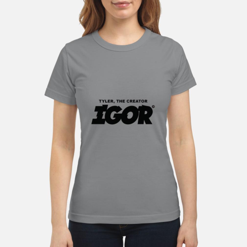 Igor tyler the creator shirts ladies tee