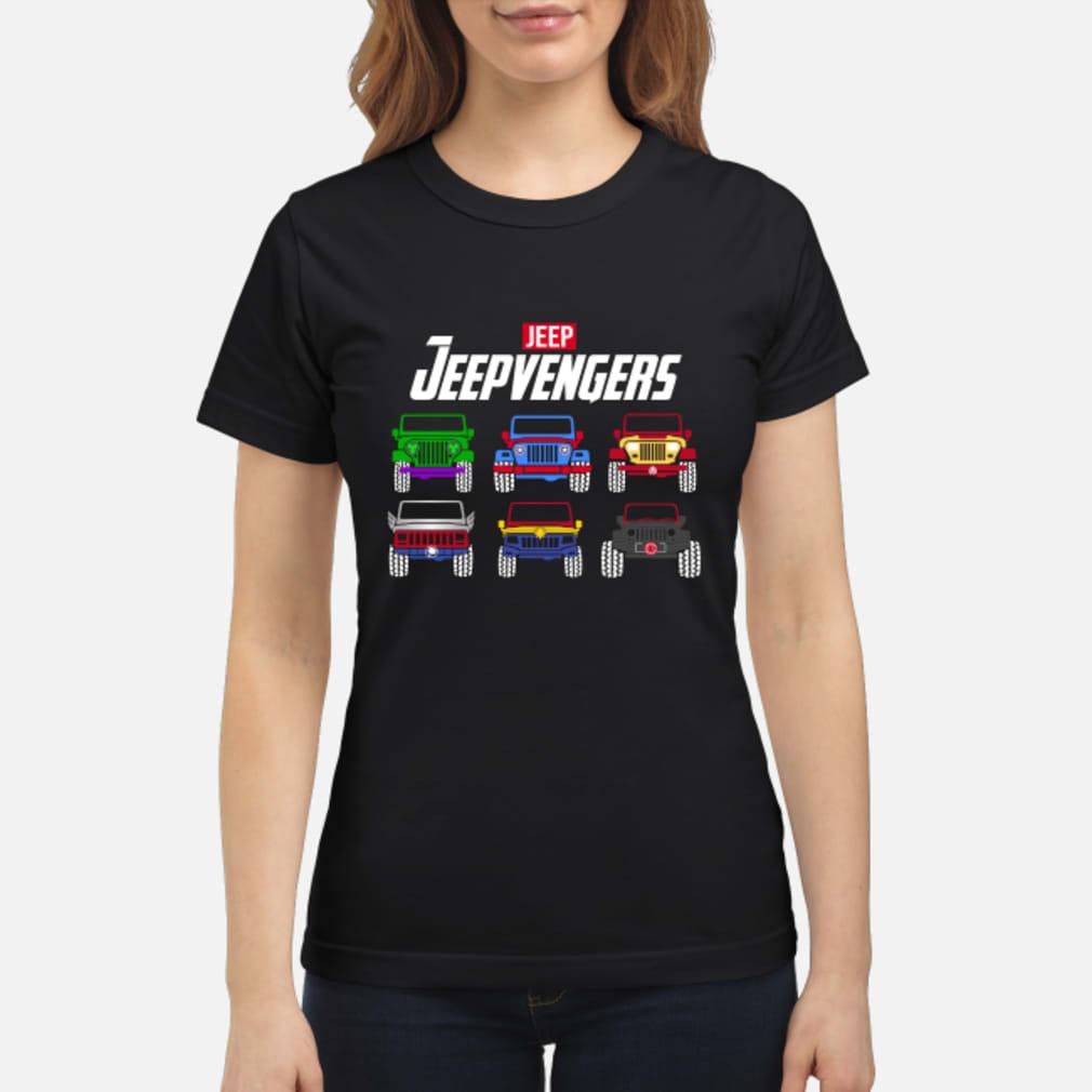 Jeep Jeepvenger shirt ladies tee
