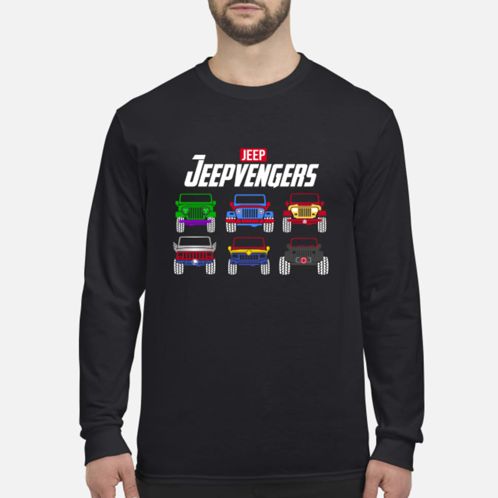 Jeep Jeepvenger shirt Long sleeved