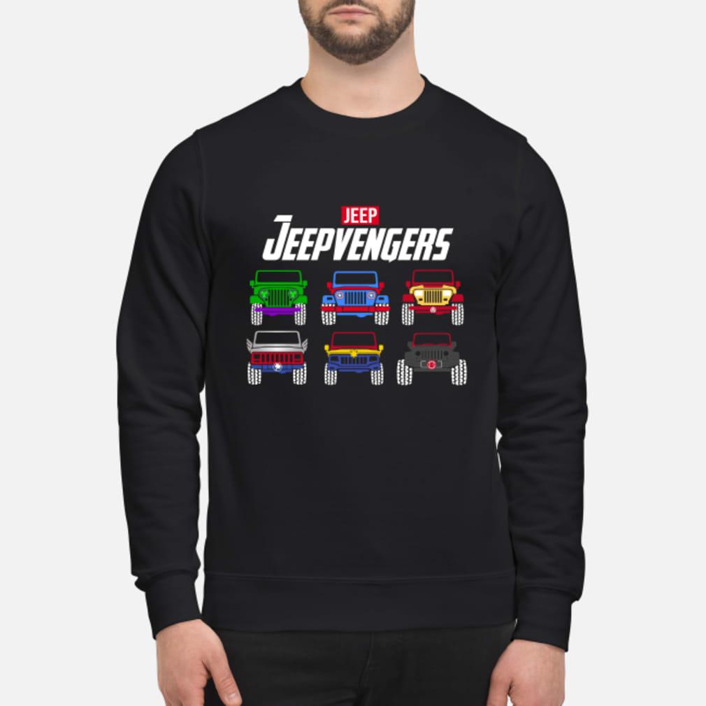 Jeep Jeepvenger shirt sweater