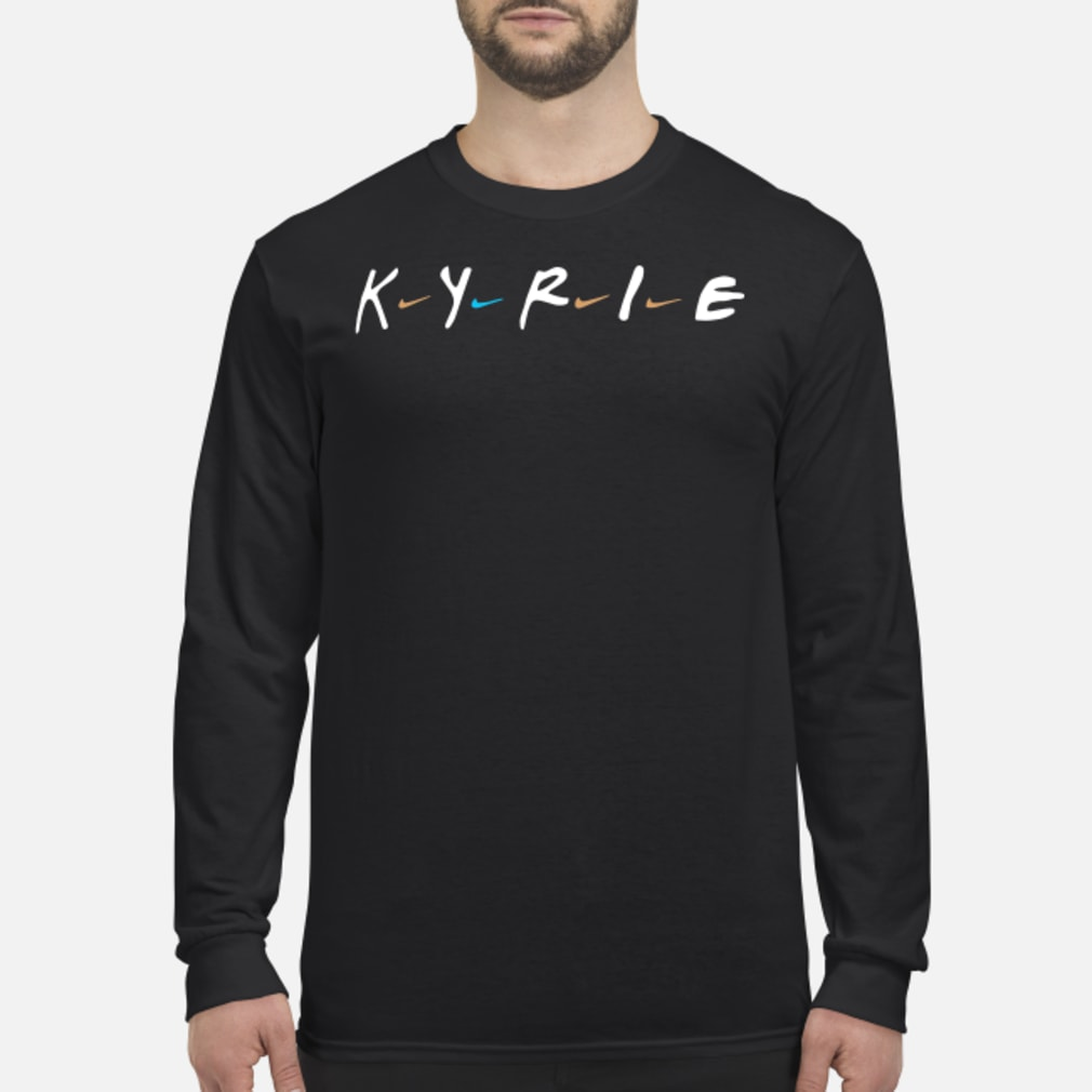 Kyrie friends shirt Long sleeved