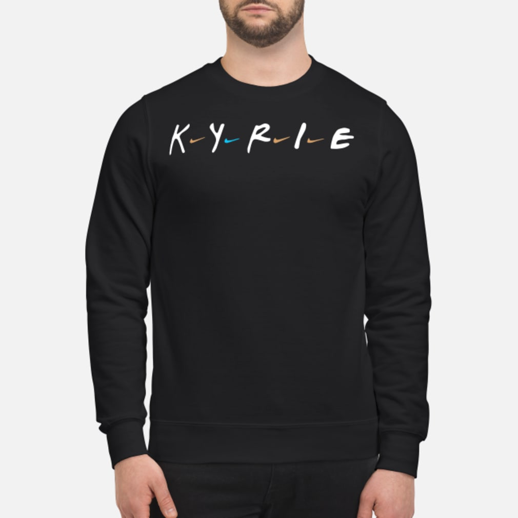 Kyrie friends shirt sweater