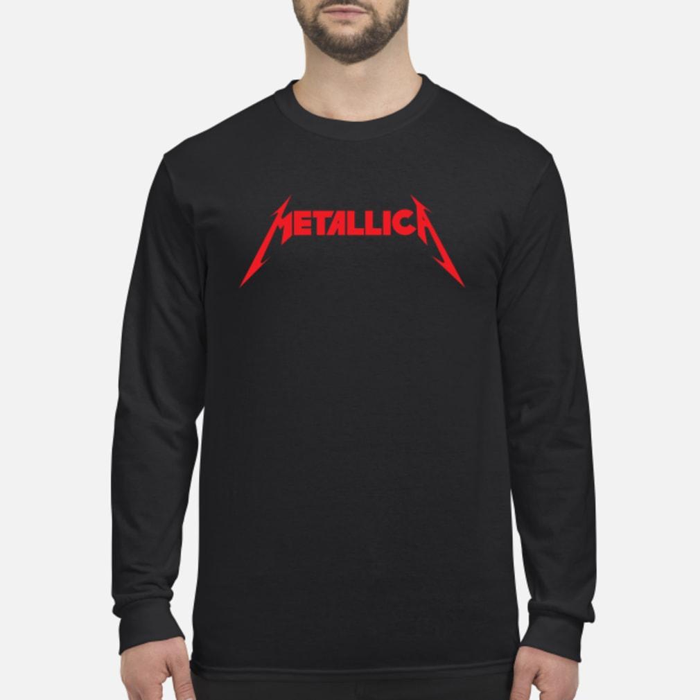 Metallica Shirt Long sleeved