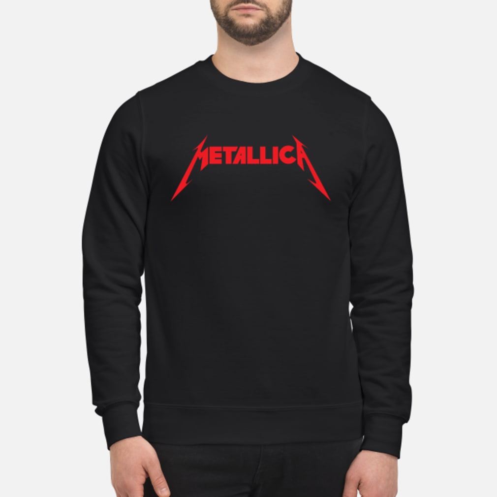 Metallica Shirt sweater