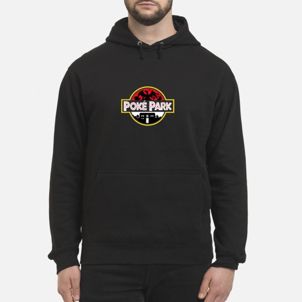 Pokemon Poke park Jurassic park shirt hoodie
