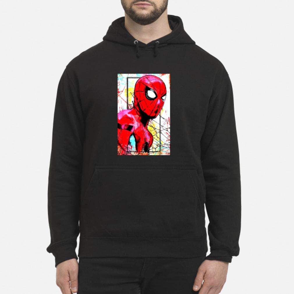 Spider Man Shirt hoodie
