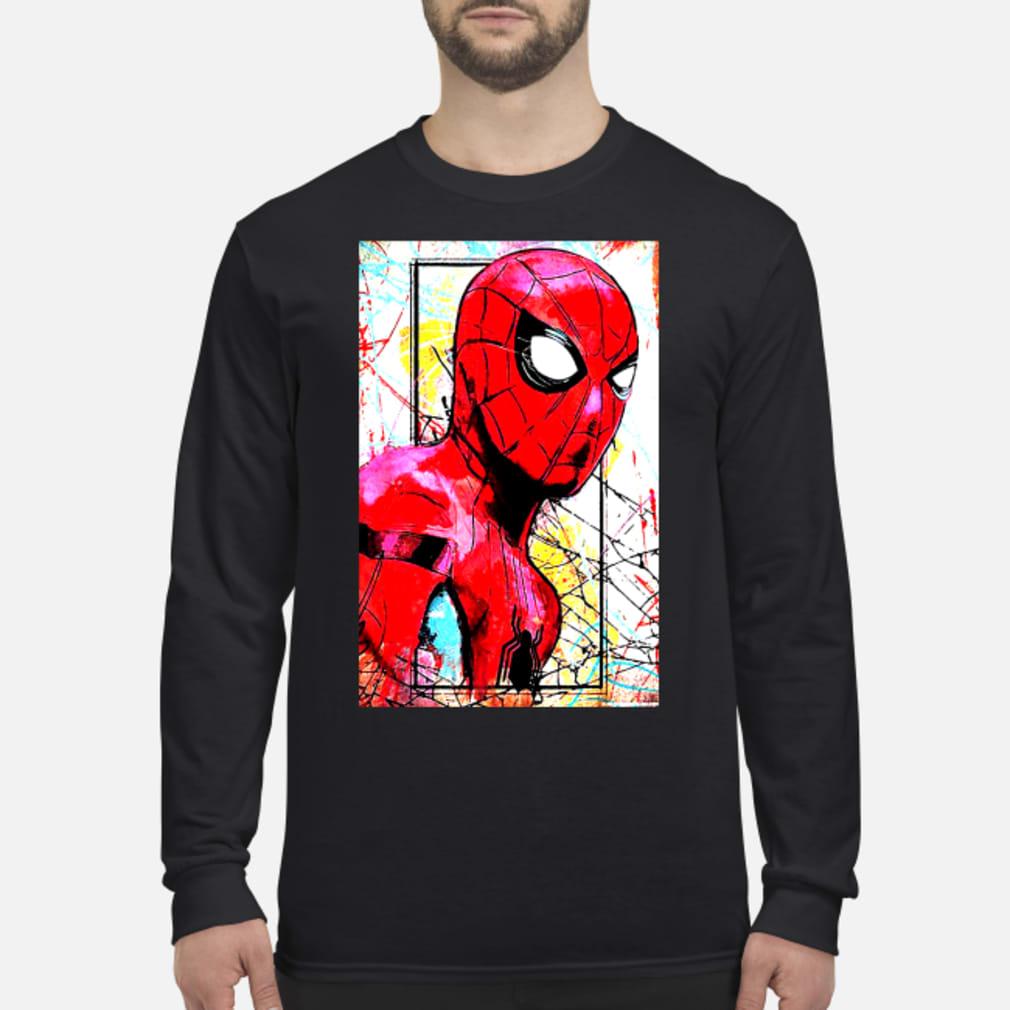 Spider Man Shirt Long sleeved