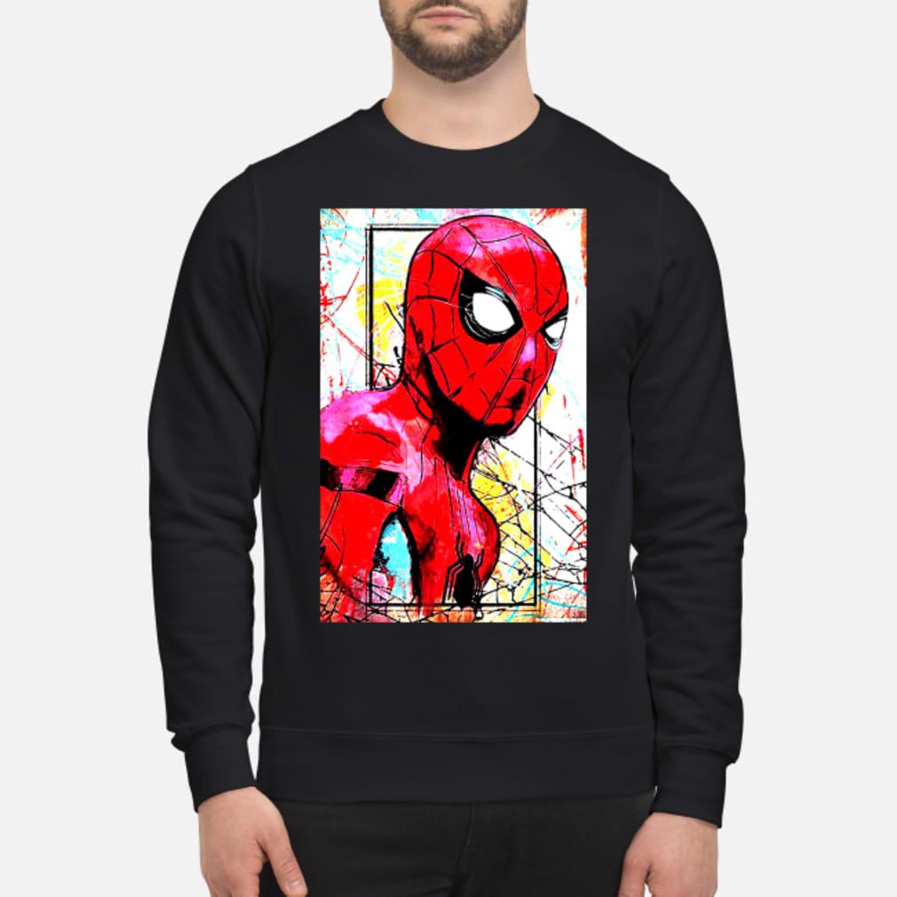 Spider Man Shirt sweater