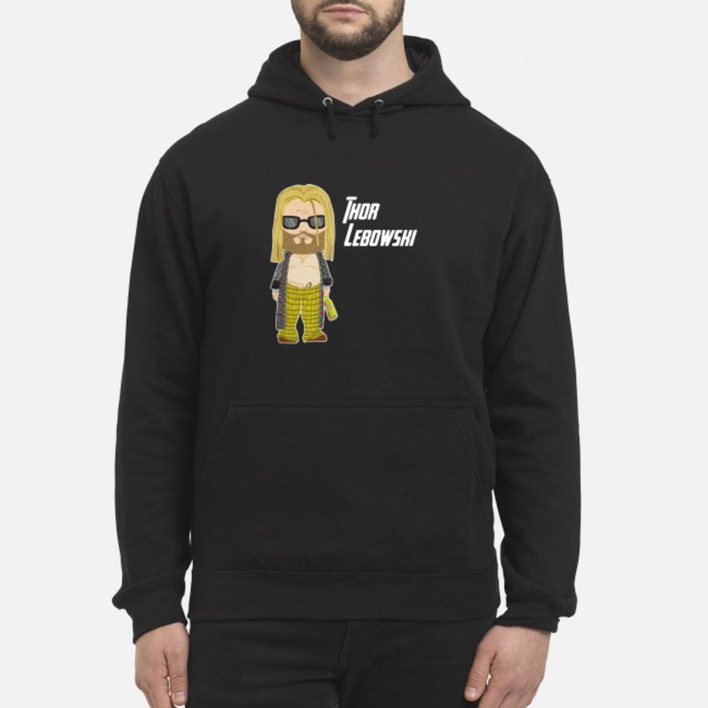 Thor Lebowski Endgame shirt hoodie