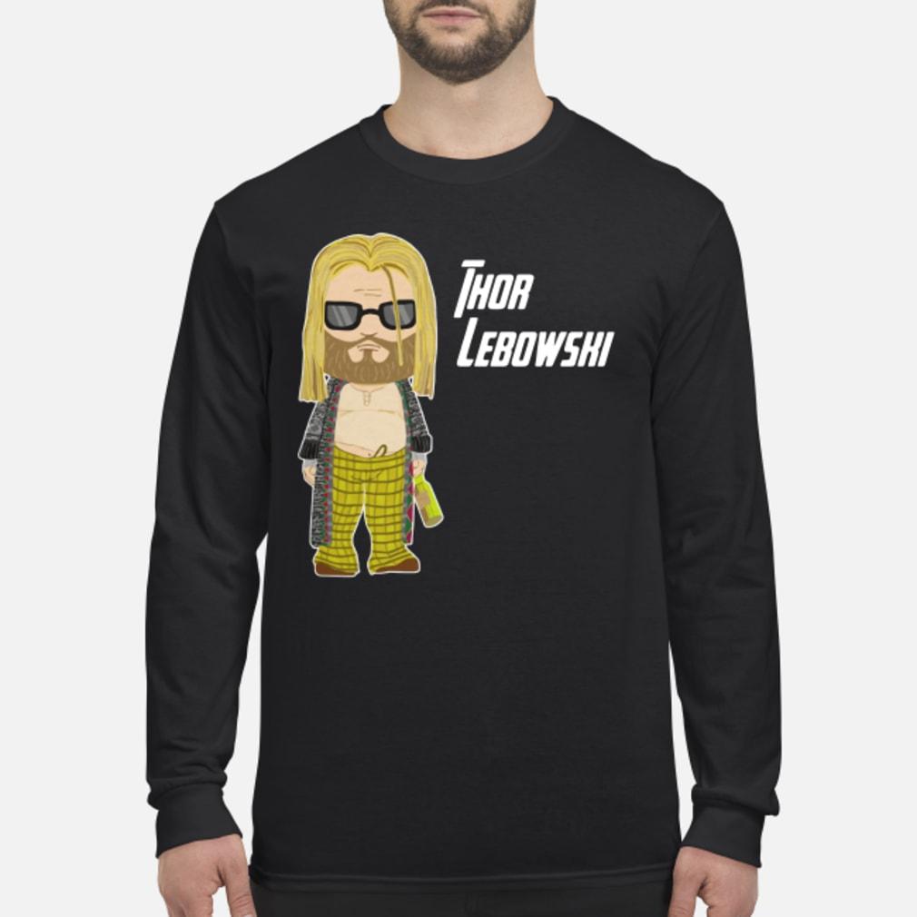 Thor Lebowski Endgame shirt Long sleeved