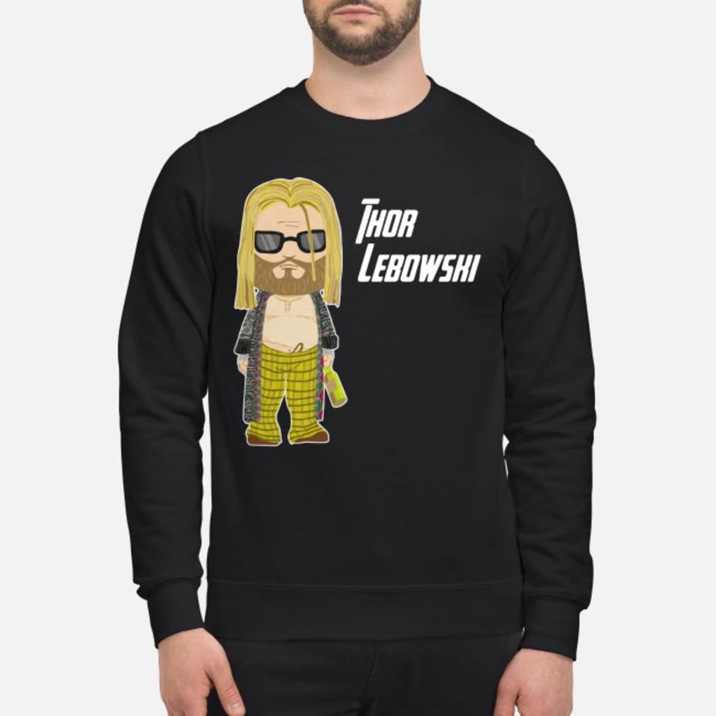 Thor Lebowski Endgame shirt sweater