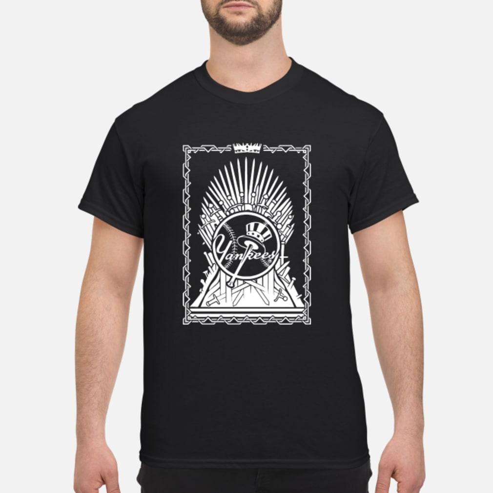 Yankees Game Of Thrones shirt