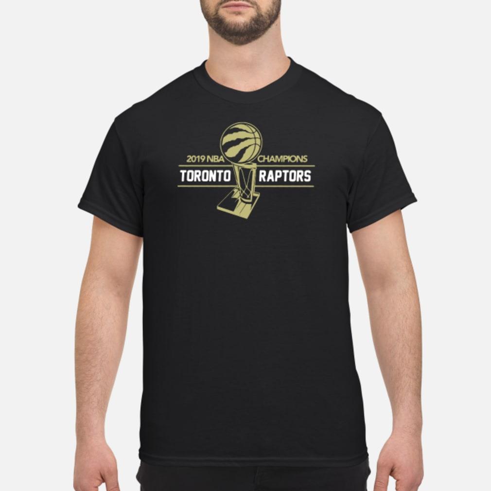 2019 NBA champions Toronto Raptors shirt