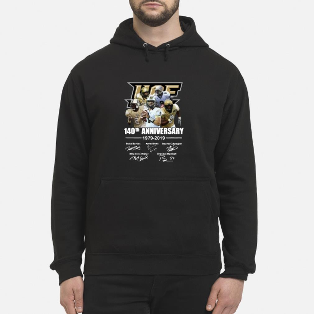 50th Ucf Anniversary Signature Shirt hoodie