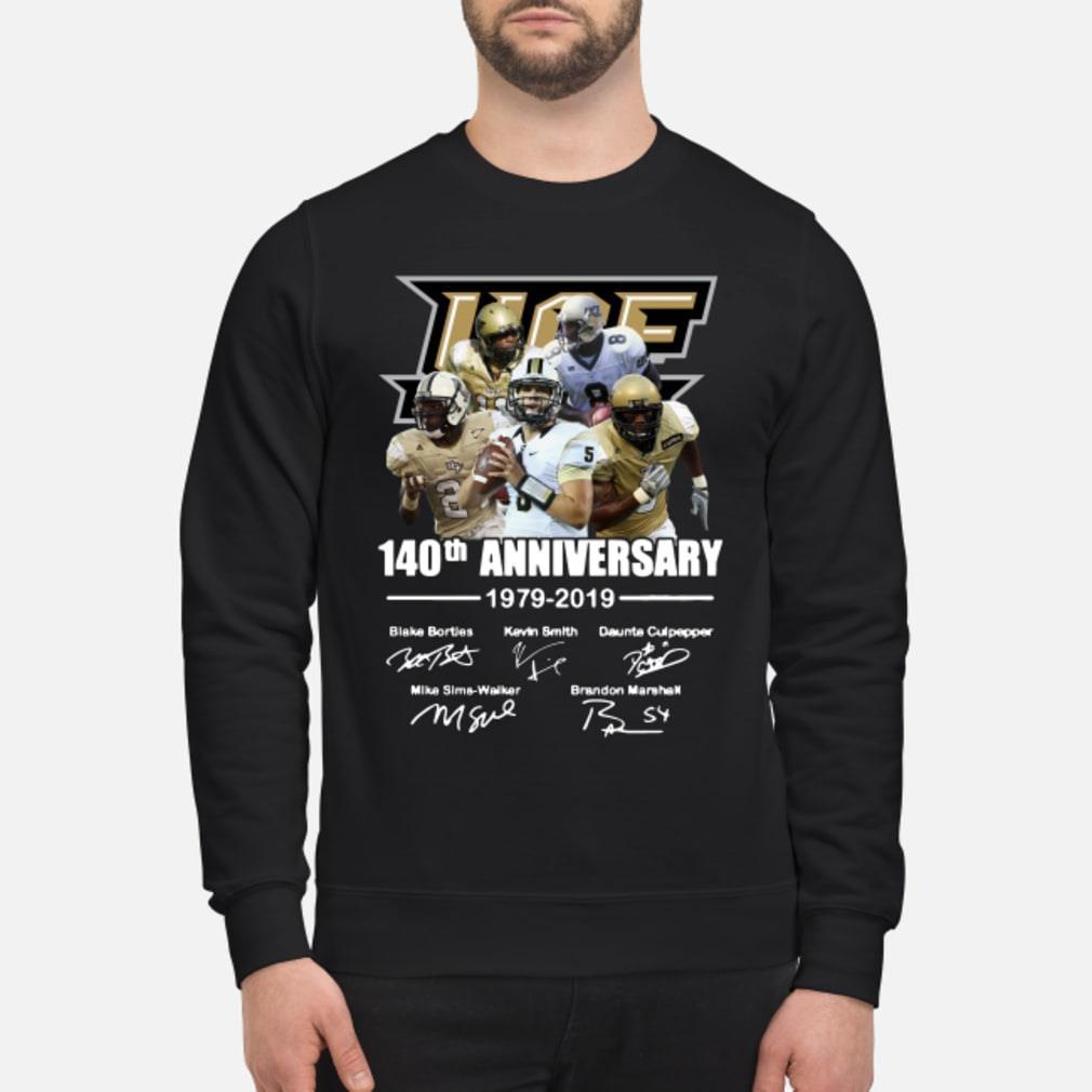50th Ucf Anniversary Signature Shirt sweater