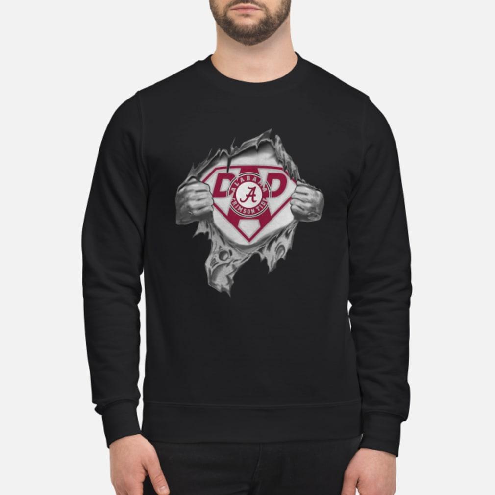 Alabama Super Dad shirt sweater