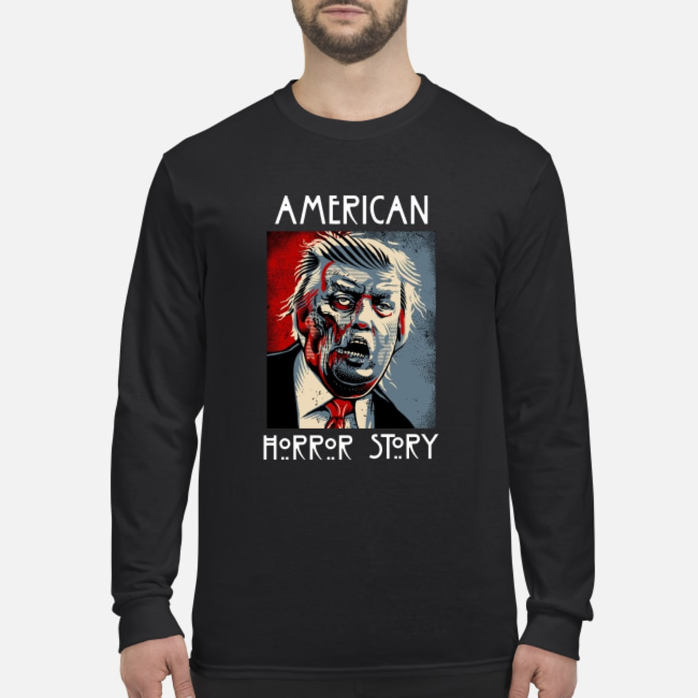 Official American Horror Story Donald Trump Shirt Hoodie Tank Top And Sweater