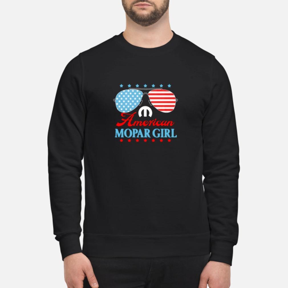 American mopar girl shirt sweater