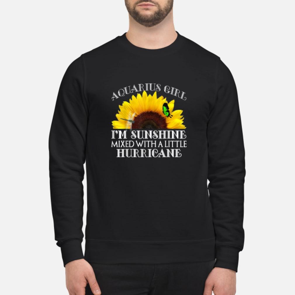 Aquarius Sunshine Hurricane Shirt sweater