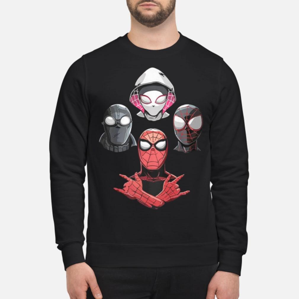 Arachnid Rhapsody Spider Man Shirt sweater