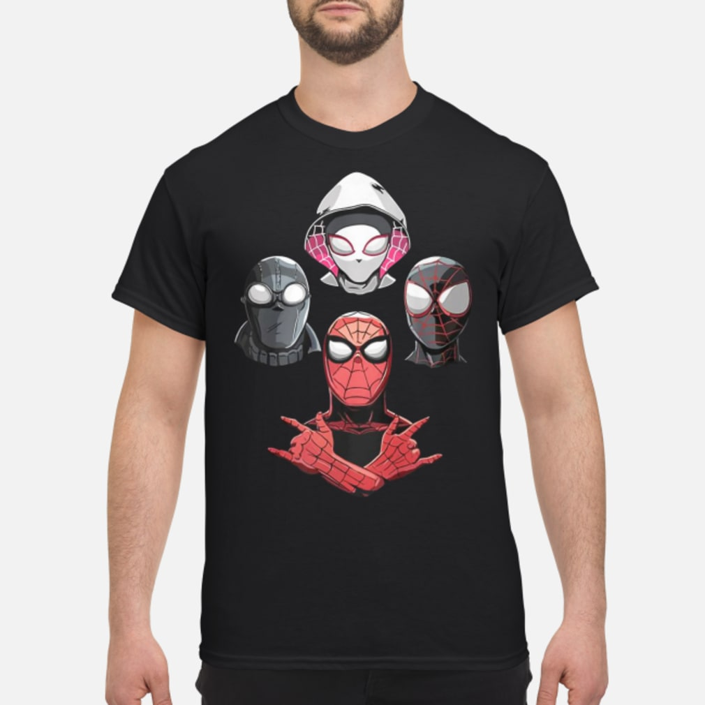 Arachnid Rhapsody Spider Man Shirt