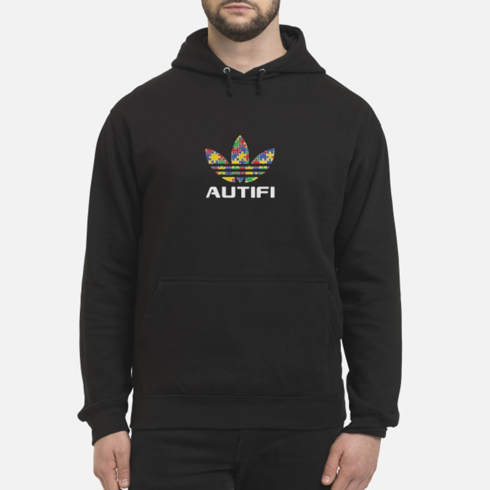 Autism awareness adidas autifi Shirt hoodie