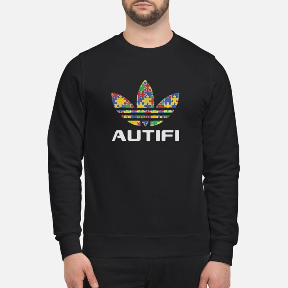 Autism awareness adidas autifi Shirt sweater