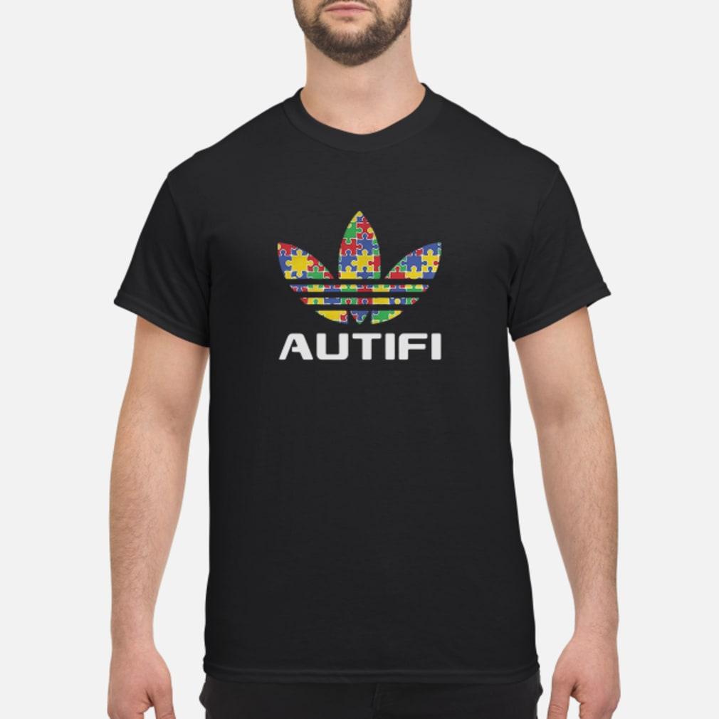Autism awareness adidas autifi Shirt