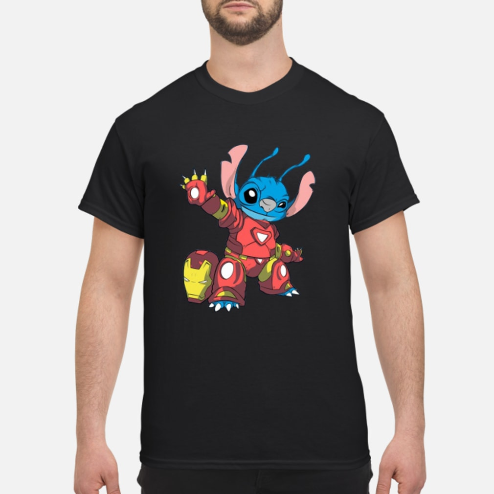 Avenger endgame iron man stitch Shirt