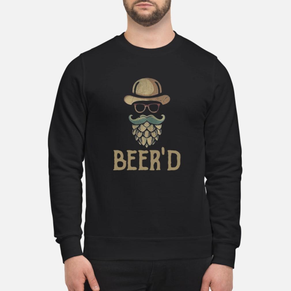 Beer'd beer beard shirt sweater