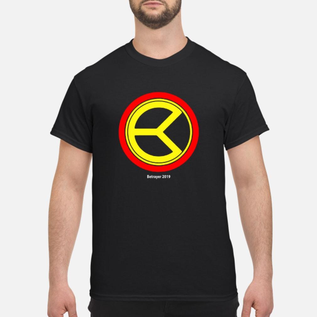 Betrayer 2019 shirt