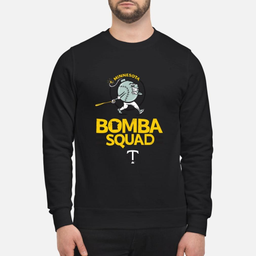 Bomba Squad Twins Shirt sweater