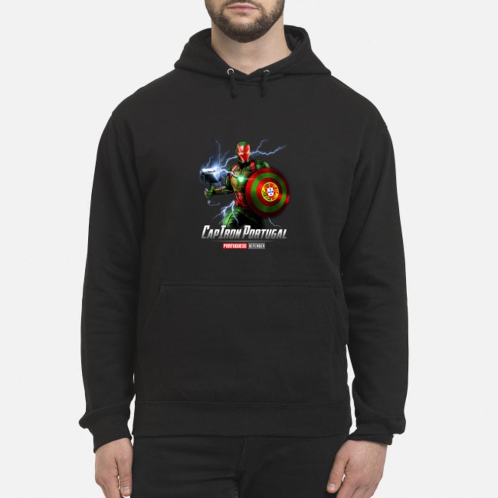 CapIron Portugal Portuguese Defender shirt hoodie