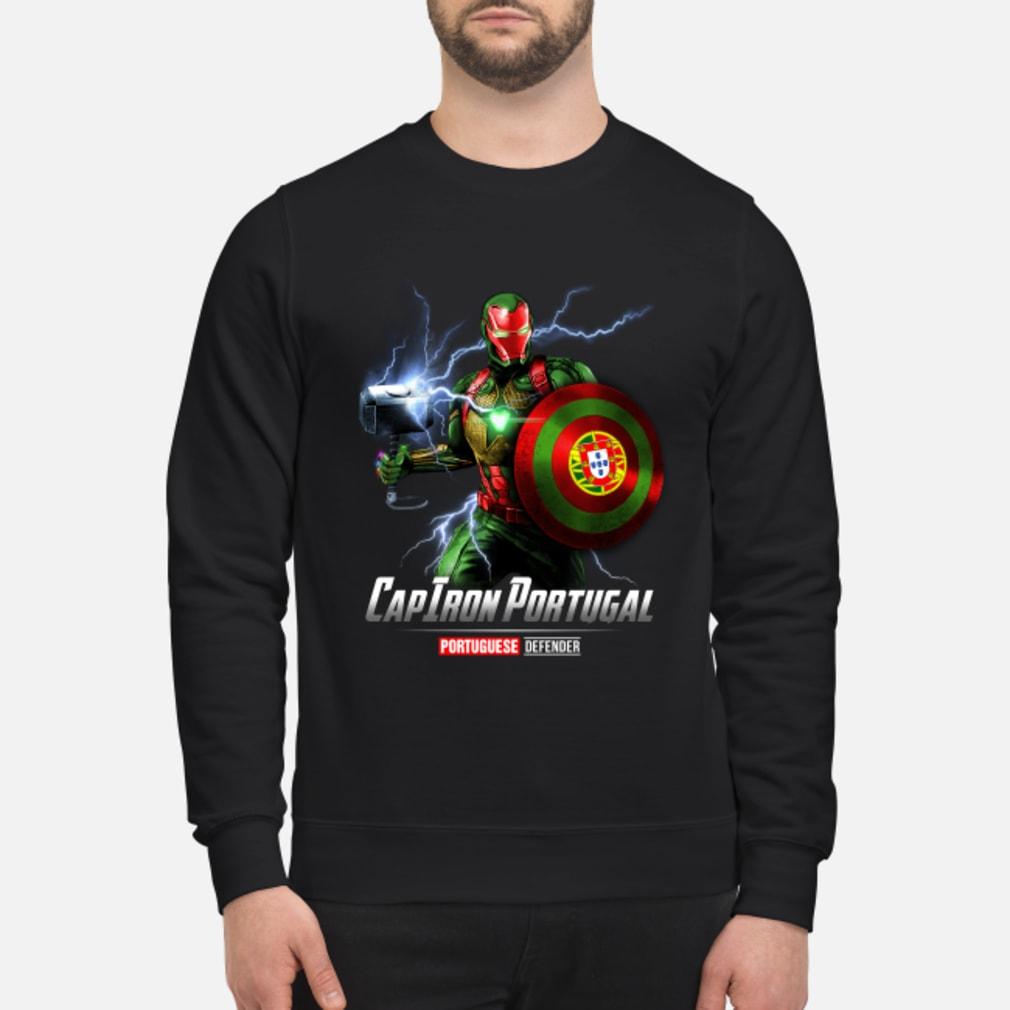 CapIron Portugal Portuguese Defender shirt sweater