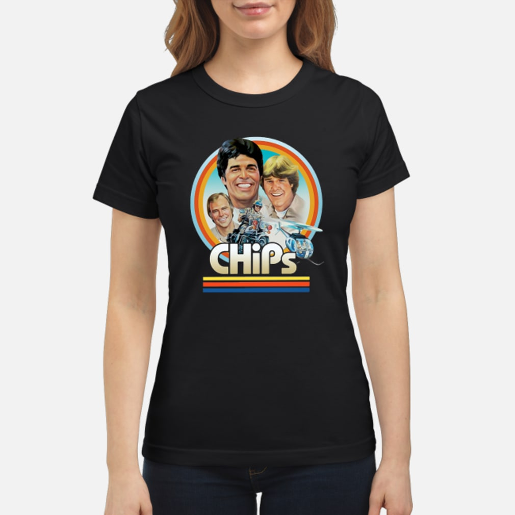 Chips shirt ladies tee