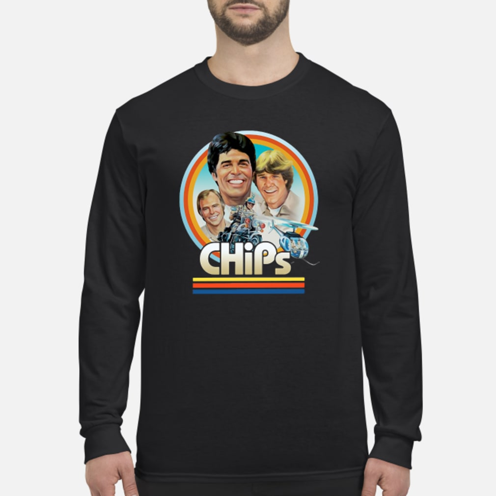 Chips shirt Long sleeved