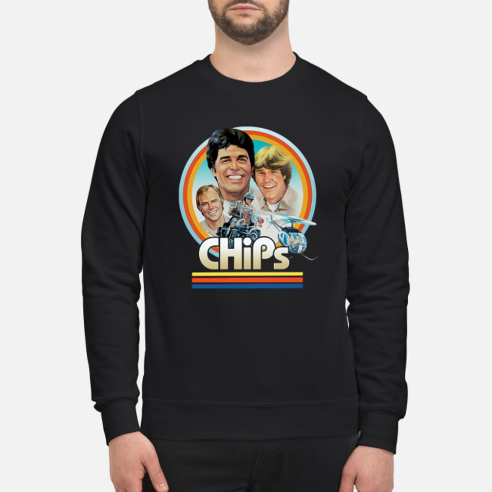 Chips shirt sweater