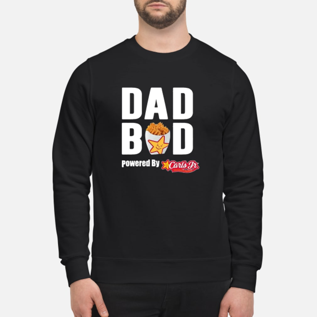 Dad Bod powered by Carl's Jr shirt sweater