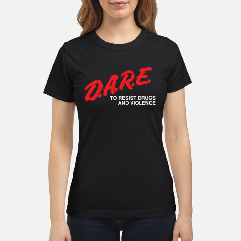 Dare T-Shirt ladies tee