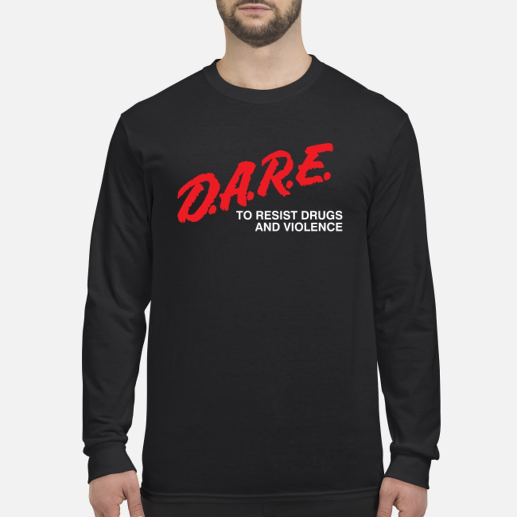 Dare T-Shirt Long sleeved