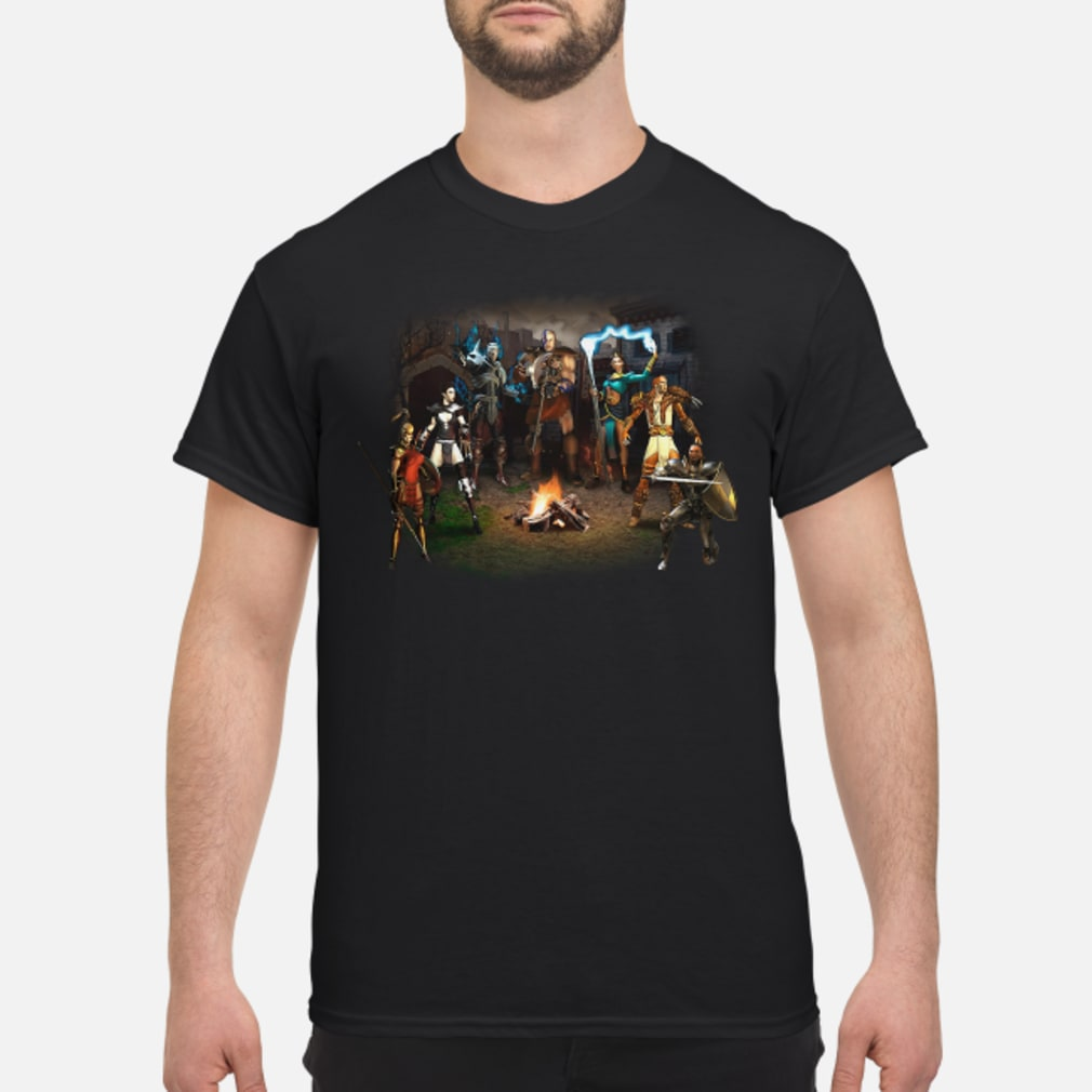 Diablo 2 of Destruction shirt