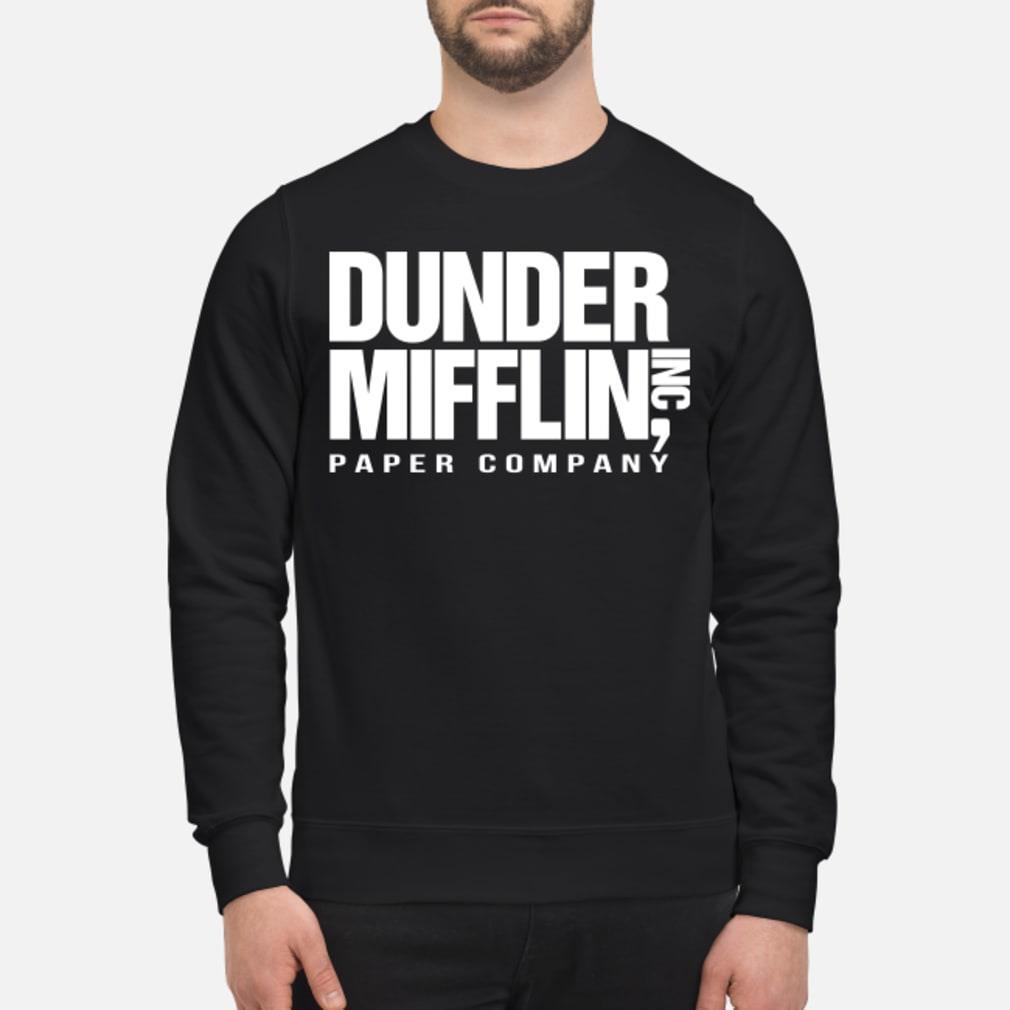 Dunder mifflin hoodie sweater