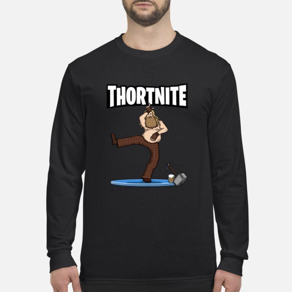 Fat Thor Thortnite Fortnite shirt Long sleeved