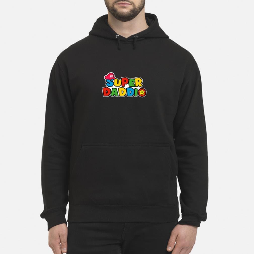 Father's day Daddio shirt hoodie