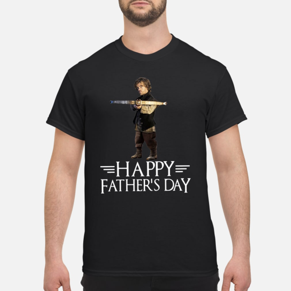 Game of Thrones father's day shirt